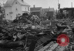 Image of American Airlines crash in Elizabeth residential area Elizabeth New Jersey USA, 1952, second 10 stock footage video 65675049157