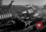 Image of Harrow and Wealdstone train collision United Kingdom, 1952, second 1 stock footage video 65675049158