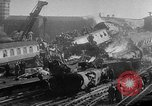Image of Harrow and Wealdstone train collision United Kingdom, 1952, second 3 stock footage video 65675049158