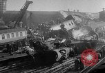 Image of Harrow and Wealdstone train collision United Kingdom, 1952, second 4 stock footage video 65675049158