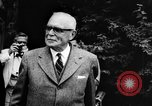 Image of John Diefenbaker Canada, 1957, second 4 stock footage video 65675049162