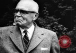 Image of John Diefenbaker Canada, 1957, second 5 stock footage video 65675049162