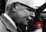 Image of John Diefenbaker Canada, 1957, second 7 stock footage video 65675049162