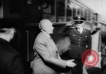 Image of Konrad Adenauer Germany, 1957, second 8 stock footage video 65675049163