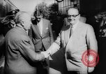 Image of Konrad Adenauer Germany, 1957, second 9 stock footage video 65675049163