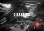 Image of train accident United States USA, 1951, second 1 stock footage video 65675049177