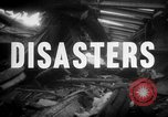 Image of train accident United States USA, 1951, second 3 stock footage video 65675049177