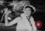 Image of Hawaiian dance Hawaii USA, 1959, second 2 stock footage video 65675049185