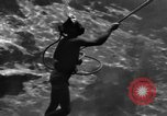 Image of Navy diver United States USA, 1943, second 12 stock footage video 65675049209