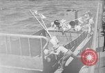 Image of Auxiliary Motor Minesweeper Noumea France, 1943, second 1 stock footage video 65675049212