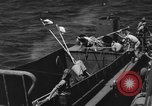 Image of Auxiliary Motor Minesweeper Noumea France, 1943, second 8 stock footage video 65675049212