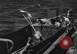 Image of Auxiliary Motor Minesweeper Noumea France, 1943, second 9 stock footage video 65675049212