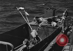 Image of Auxiliary Motor Minesweeper Noumea France, 1943, second 10 stock footage video 65675049212