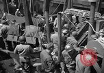 Image of Landing Ship Tank (LST) Weymouth England, 1944, second 9 stock footage video 65675049226