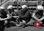 Image of United States Coast Guardsmen Weymouth England, 1944, second 11 stock footage video 65675049227