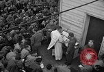Image of U.S. Catholic chaplain conducts mass 3 days before D-Day Weymouth England, 1944, second 5 stock footage video 65675049229