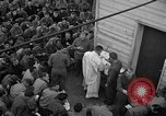 Image of U.S. Catholic chaplain conducts mass 3 days before D-Day Weymouth England, 1944, second 7 stock footage video 65675049229