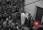 Image of U.S. Catholic chaplain conducts mass 3 days before D-Day Weymouth England, 1944, second 9 stock footage video 65675049229