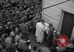 Image of U.S. Catholic chaplain conducts mass 3 days before D-Day Weymouth England, 1944, second 10 stock footage video 65675049229