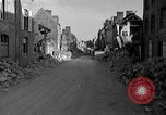 Image of Valognes, France, completely destroyed in World War II France, 1944, second 1 stock footage video 65675049233