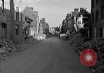 Image of Valognes, France, completely destroyed in World War II France, 1944, second 3 stock footage video 65675049233