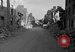 Image of Valognes, France, completely destroyed in World War II France, 1944, second 4 stock footage video 65675049233
