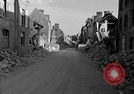 Image of Valognes, France, completely destroyed in World War II France, 1944, second 6 stock footage video 65675049233