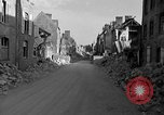 Image of Valognes, France, completely destroyed in World War II France, 1944, second 8 stock footage video 65675049233