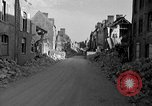 Image of Valognes, France, completely destroyed in World War II France, 1944, second 9 stock footage video 65675049233