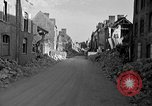 Image of Valognes, France, completely destroyed in World War II France, 1944, second 12 stock footage video 65675049233