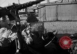 Image of US soldier searching a prisoner Cherbourg France, 1944, second 4 stock footage video 65675049236