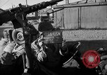 Image of US soldier searching a prisoner Cherbourg France, 1944, second 5 stock footage video 65675049236