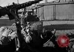 Image of US soldier searching a prisoner Cherbourg France, 1944, second 6 stock footage video 65675049236