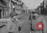 Image of Deserted harbor and waterfront Cherbourg Normandy France, 1944, second 4 stock footage video 65675049238