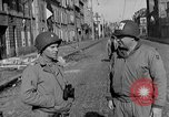 Image of Deserted harbor and waterfront Cherbourg Normandy France, 1944, second 5 stock footage video 65675049238