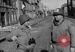 Image of Deserted harbor and waterfront Cherbourg Normandy France, 1944, second 7 stock footage video 65675049238