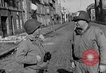 Image of Deserted harbor and waterfront Cherbourg Normandy France, 1944, second 8 stock footage video 65675049238