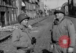 Image of Deserted harbor and waterfront Cherbourg Normandy France, 1944, second 9 stock footage video 65675049238
