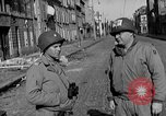 Image of Deserted harbor and waterfront Cherbourg Normandy France, 1944, second 10 stock footage video 65675049238