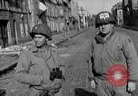Image of Deserted harbor and waterfront Cherbourg Normandy France, 1944, second 11 stock footage video 65675049238