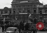 Image of Place Charles De Gaulle Paris France, 1944, second 5 stock footage video 65675049245