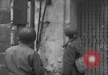 Image of American soldiers Cherbourg Normandy France, 1944, second 1 stock footage video 65675049247