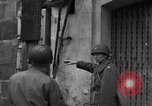 Image of American soldiers Cherbourg Normandy France, 1944, second 3 stock footage video 65675049247