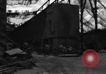 Image of Rocket launching platform Cherbourg Normandy France, 1944, second 7 stock footage video 65675049249