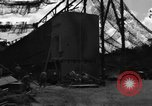 Image of Rocket launching platform Cherbourg Normandy France, 1944, second 9 stock footage video 65675049249