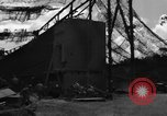 Image of Rocket launching platform Cherbourg Normandy France, 1944, second 10 stock footage video 65675049249
