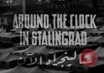 Image of Russian people Stalingrad Russia Soviet Union, 1944, second 2 stock footage video 65675049251