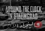 Image of Russian people Stalingrad Russia Soviet Union, 1944, second 3 stock footage video 65675049251
