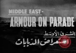 Image of British 9th Armored Brigade Middle East, 1944, second 3 stock footage video 65675049253