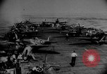 Image of Allied convoy of ships Atlantic Ocean, 1944, second 6 stock footage video 65675049254